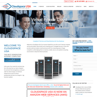 Houston Managed IT Services, Small Business IT Support, Cloud Computing Texas, Computer Network Security Support Houston TX –