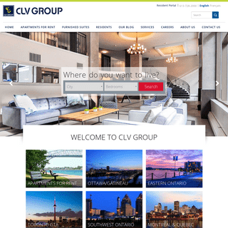 Apartments For Rent - Property Management - CLV Group