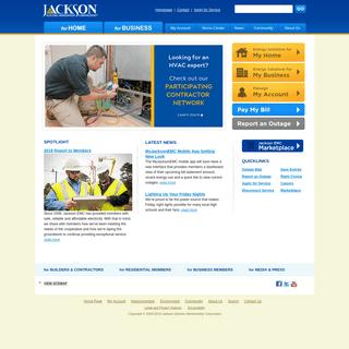 Home Page - Jackson EMC