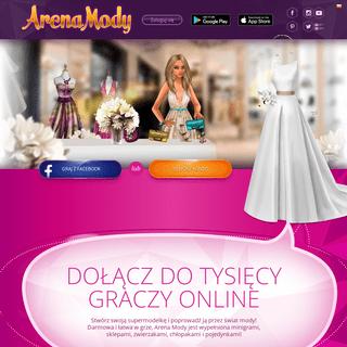 ARENA MODY- Najlepsza przebieranka o modzie!