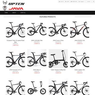 A complete backup of uptenbike.com