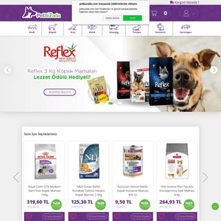 ArchiveBay.com - petburada.com - Kedi Maması, Köpek Maması ve Pet Shop Ürün Fiyatları - PetBurada
