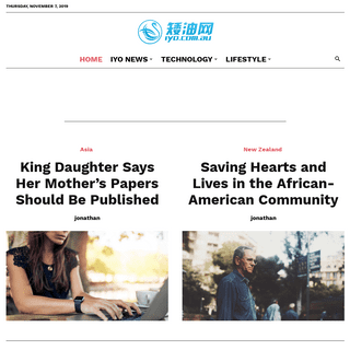 IYO Media - A Multiculture Website in Australia