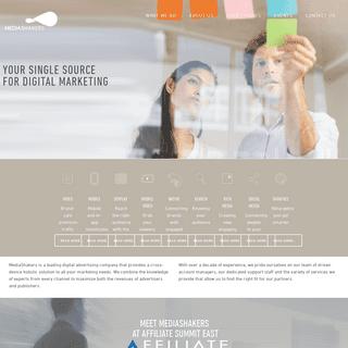 ArchiveBay.com - mediashakers.com - Mediashakers - Your Single Source for Digital Marketing