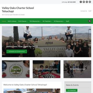ArchiveBay.com - valleyoakstehachapi.org - Valley Oaks Charter School Tehachapi – Kern County Superintendent of Schools