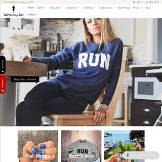 Sarah Marie Design Studio- Running lifestyle brand