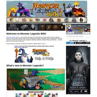 ArchiveBay.com - monster-wiki.com - Monster Legends Wiki