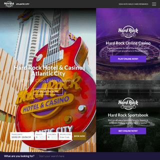 Atlantic City Casino Hotel - Hard Rock Hotel & Casino