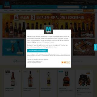 ArchiveBay.com - mitra.nl - Mitra drankenspeciaalzaken - Wijn, bier, whisky en meer! Shop ook online.