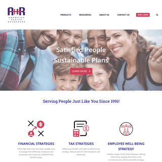 Home - American Health Resources