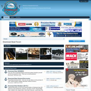 ArchiveBay.com - downeastboatforum.com - Downeast Boat Forum