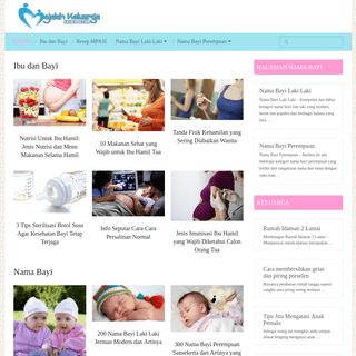 MAJALAH KELUARGA - Info dan Tips Gaya Hidup Keluarga Bahagia
