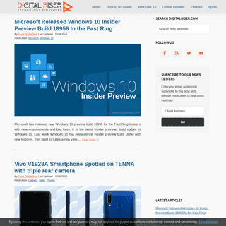 ArchiveBay.com - digitalriser.com - Digital Riser - Offline Installer, How to do Guide, Tech News, Smartphone Reviews