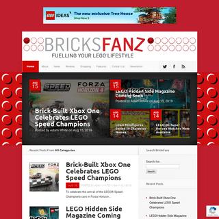 BricksFanz - Fuelling your LEGO® lifestyle