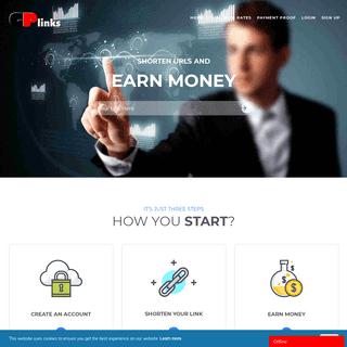 GPlinks - India's highest payout website. Earn Money on Shorten Link's
