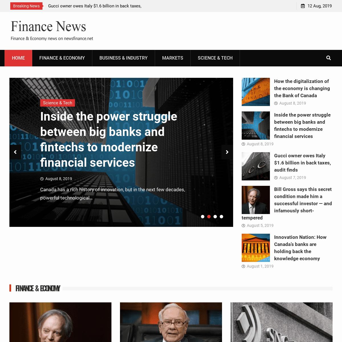ArchiveBay.com - newsfinance.net - Finance & Economy news on newsfinance.net