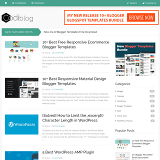 A complete backup of codiblog.com