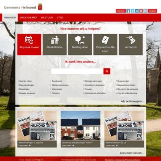 Inwoner - Gemeente Helmond