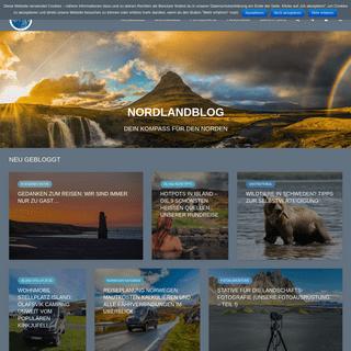 Nordlandblog - Dein Kompass für Reisen in den Norden