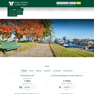 Welcome to Tower Federal Credit Union - Tower Federal Credit Union