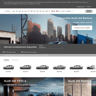 ArchiveBay.com - audi.fr - Audi France