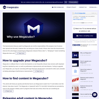 ArchiveBay.com - megacubo.tv - Megacubo · TV online