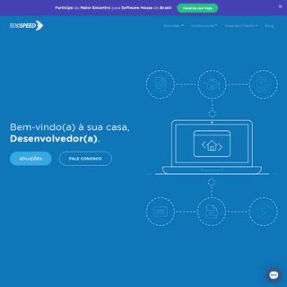 A Casa do Desenvolvedor - TecnoSpeed