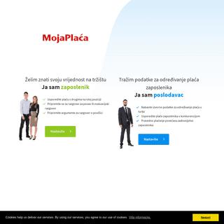 ArchiveBay.com - mojaplaca.hr - Prosječna plaća u Hrvatskoj - MojaPlaca.hr