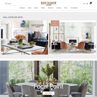 Modern Furniture and Home Decor - High Fashion Home
