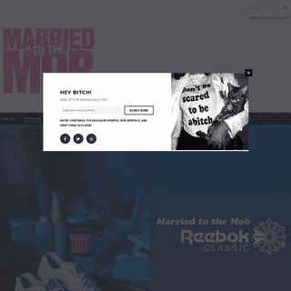 Married to the Mob – Married To The Mob