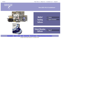 ArchiveBay.com - madsci.com - ACLS - Emergency Medical Teaching Software
