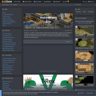 AoEZone - The international Age Of Empires community