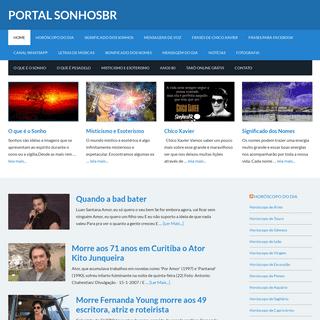 ArchiveBay.com - sonhosbr.com.br - Portal SonhosBR - O melhor conteúdo