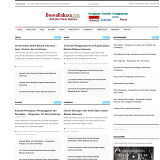 DosenBahasa.com - Guru Bahasa