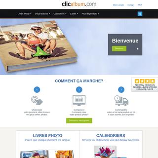Clicalbum - Imprimez vos e-motions - La solution pour toutes vos photos