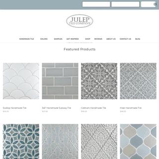 Julep Tile Company