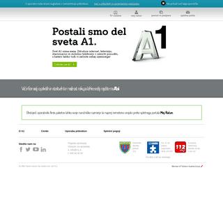 Amis.net -- zanesljivo