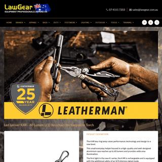 LAWGEAR - Law Enforcement - Security - Military - Outdoor Gear
