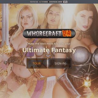 ArchiveBay.com - whorecraftvr.com - Whorecraft VR - A Virtual Reality Porn Parody