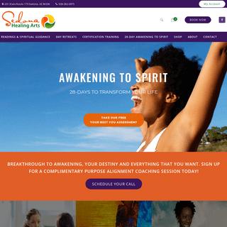 Spiritual Detox Therapy & Healing Center Sedona - Spiritual Reader School Sedona, AZ - Sedona Healing Arts