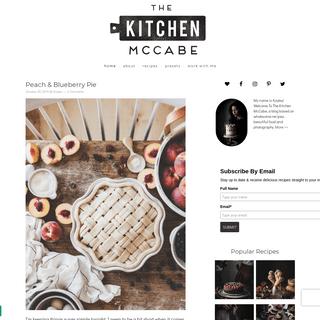 The Kitchen McCabe - Eat Beautifully.