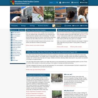 Barcelona Field Studies Centre