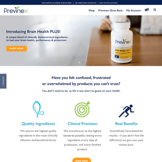 Creating Health, Changing Lives - Previnex