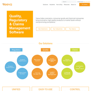 Veeva Industries - Quality Management Software - Veeva Systems