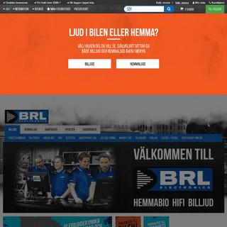 ArchiveBay.com - brl.se - Bilstereo, Hemmabio, Hifi. Brett sortiment till rätt priser - BRL.se