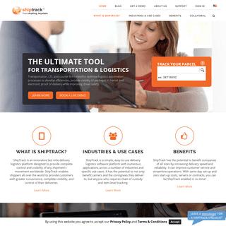 ShipTrack - Delivery and Transportation Management Software