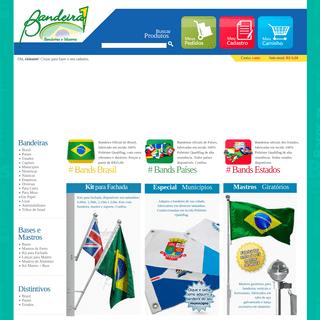 Bem vindo ao site da Bandeira1