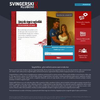 Svingerski Klubovi - Upoznaj svingere onlajn