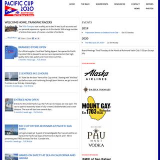 Pacific Cup - The FUN Race to Hawaii