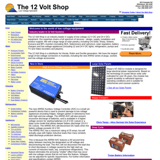 The 12 Volt Shop